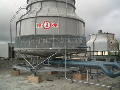 Tháp giải nhiệt là thiết bị làm mát nước, làm mát máy móc trong nhà xưởng,...