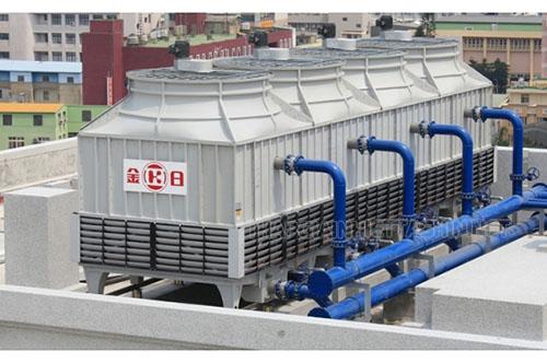 Nhiệm vụ cơ bản của tháp giải nhiệt là để làm mát nước