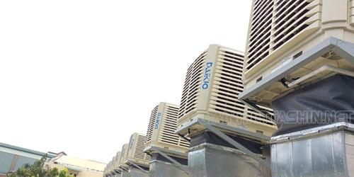 Daikio có nhiều ưu điểm lớn, nên được thi công cho hàng ngàn công trình trên cả nước