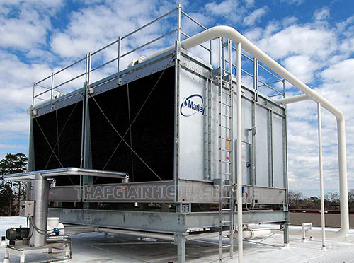 Hiệu suất của tháp giải nhiệt nước