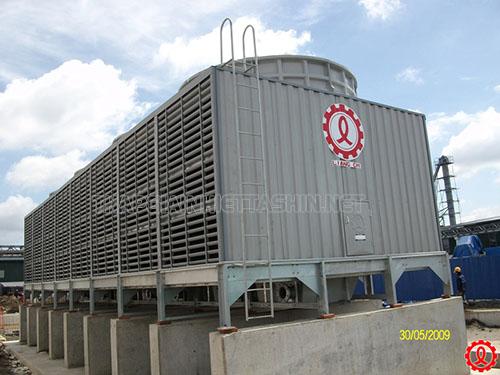 Tháp giải nhiệt kín sở hữu nhiều ưu điểm vượt trội