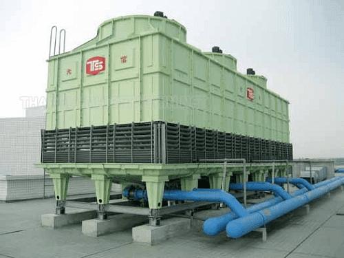 tháp giải nhiệt khô