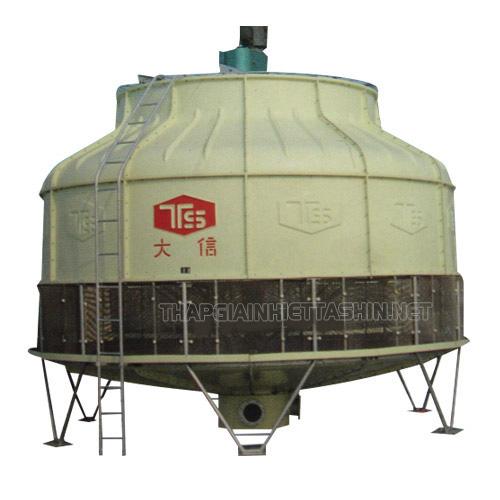 Tháp giải nhiệt Tashin có thiết kế rất bền chắc