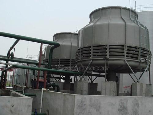 Tháp giải nhiệt Liang Chi có ưu điểm làm mát siêu tốc