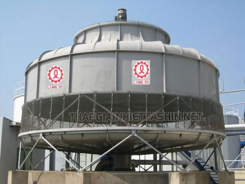 Ứng dụng của tháp giải nhiệt nước 100RT