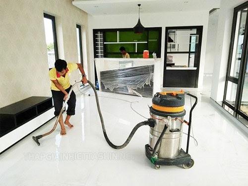 Lý do nên sử dụng dịch vụ vệ sinh công nghiệp