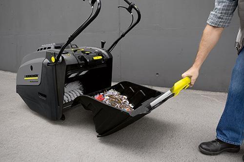 Khả năng làm sạch của máy quét rác tối ưu