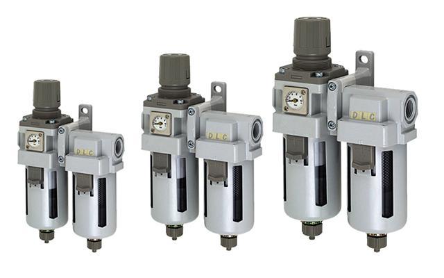 Hệ thống lọc khí có vai trò quan trọng trong quá trình hoạt động của máy nén khí